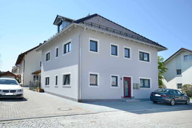 2-Familienhaus in Moosinning