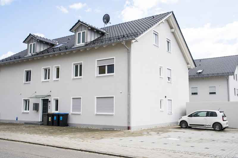 6-Familienhaus in Eichenried